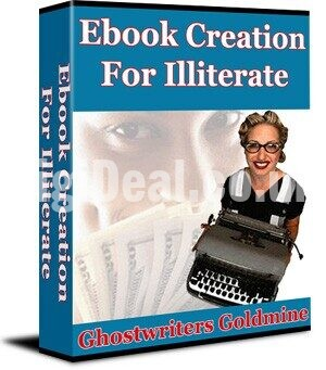 eBook Creation for the Illiterate