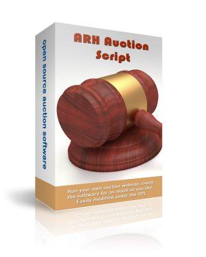 ARH Auction Script