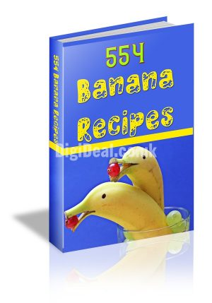 554 Banana Recipes