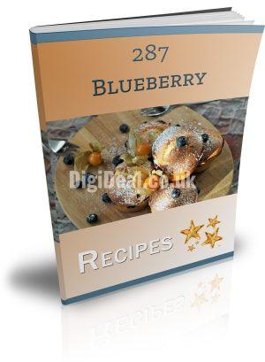 287 Blueberry Recipes