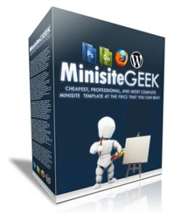Minisite Geek
