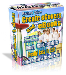 Create Software Box eCovers
