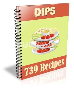 The Dip Cookbook