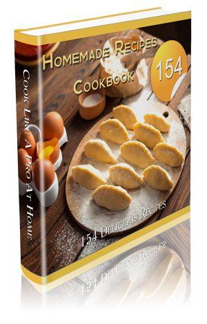 The Homemade Cookbook - 154 Recipes