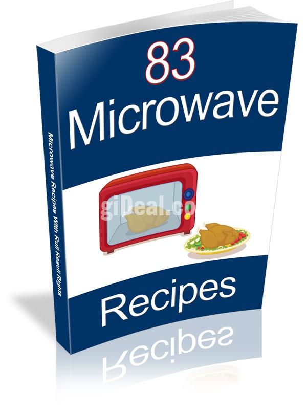 Microwave recipes