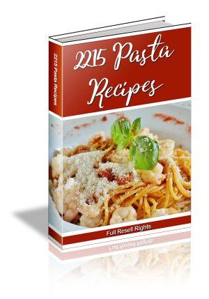 2215 Pasta Recipes