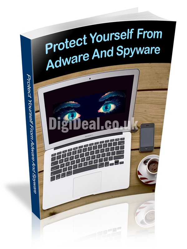 Protect yourself from spyware and adware