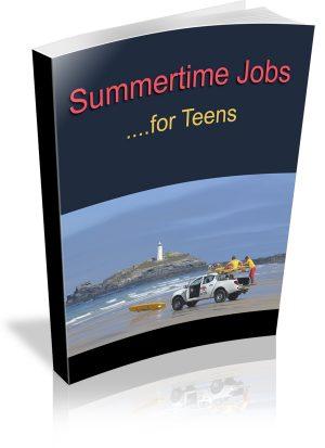 Summertime Jobs for Teens