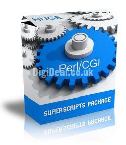 Huge CGI/Perl Superscripts Package