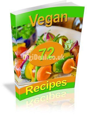 72 Vegan Recipes