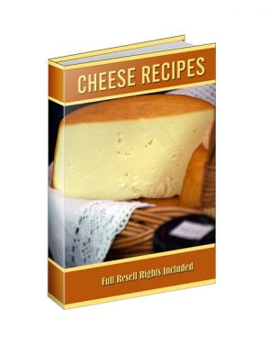 1923 Cheese Recipes