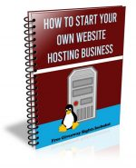 How To Set Up Your Own Website Hosting Business