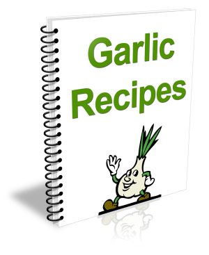 525 Garlic Recipes