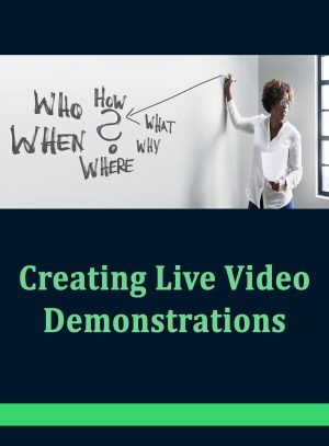 Creating Live Demonstrations