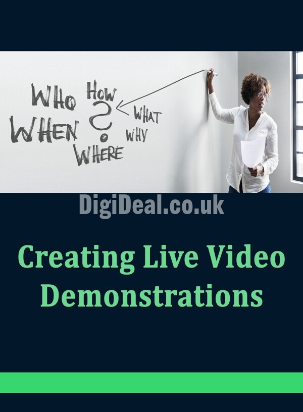 Creating live demos