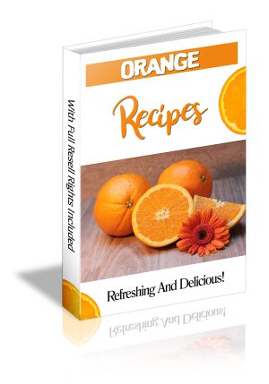 Orange Recipe Book