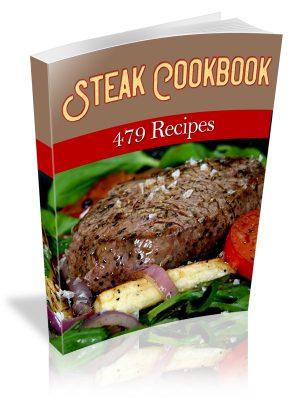 The Steak Cookbook